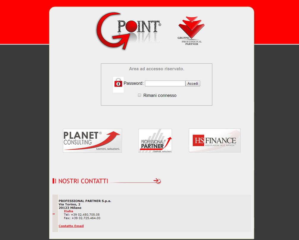 gpoint-evidenza1 Italweb - Portfolio clienti