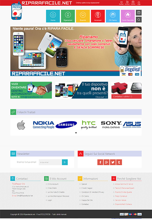 riparafacile-evidenza Italweb - Portfolio clienti