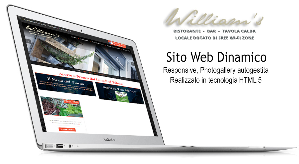 williams-header William's Ristorante